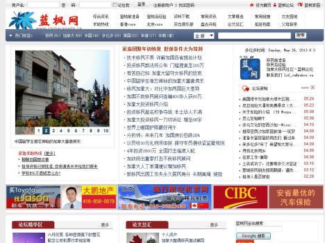 蓝枫网官方网站
